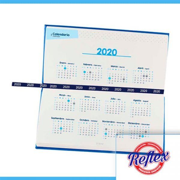 AGENDA DE BOLSILLO TERRA 2020 AR AGBT 020 AR Reflex Puebla - 3
