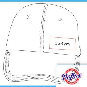 GORRA NAIROBI COLOR AZUL CAP 008 A Reflex Puebla - 2