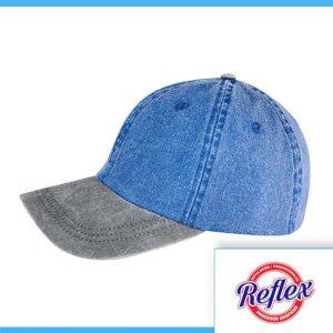 GORRA NAIROBI COLOR AZUL CAP 008 A Reflex Puebla - 1