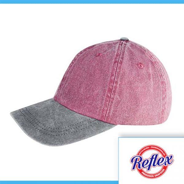 GORRA NAIROBI COLOR ROJO CAP 008 R Reflex Puebla - 1