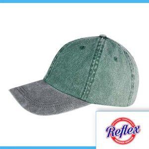 GORRA NAIROBI COLOR VERDE CAP 008 V Reflex Puebla - 1