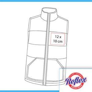CHALECO GALATI AM TALLA XG CHM 014 AM-XL Reflex Puebla - 2