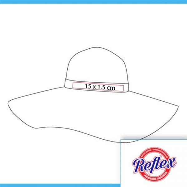 SOMBRERO JUNO HAT 002 BE Reflex Puebla - 5