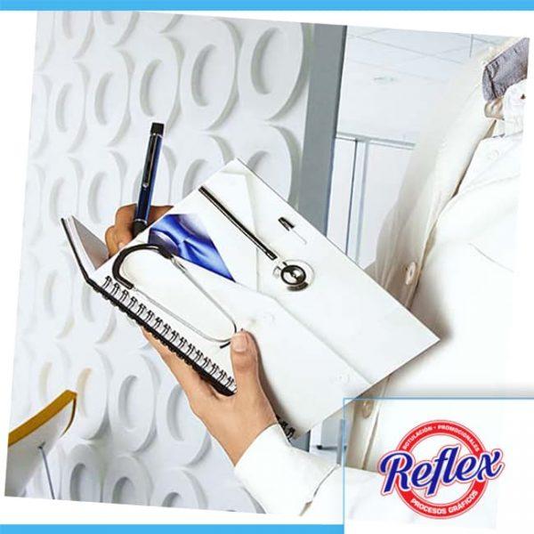 LIBRETA DOCTOR HL 170 Reflex Puebla - 3