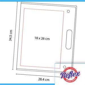 CARPETA NATURE M 80200 Reflex Puebla - 1
