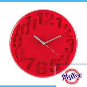 RELOJ ZEIT COLOR ROJO MK 110 R Reflex Puebla - 1