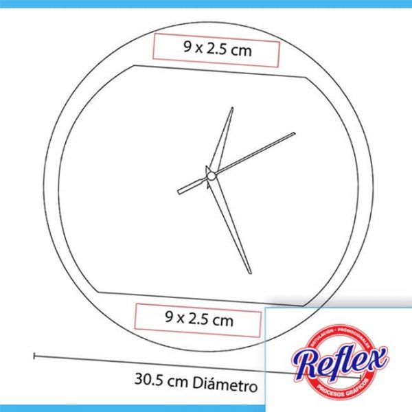 RELOJ OSSIAN COLOR NEGRO MK 500 N Reflex Puebla - 3