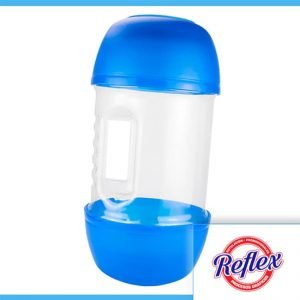 KIT MASCOTA ZULLY COLOR AZUL PET 007 A Reflex Puebla - 1