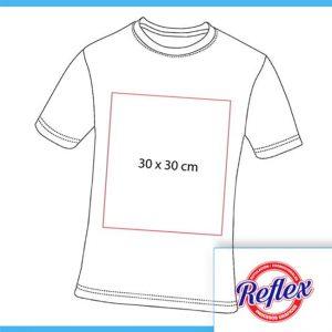 PLAYERA CLLO REDONDO VITIM BCO TALLA M PLY 008 B-M Reflex Puebla - 2