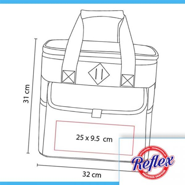 HIELERA KIEL SIN 061 A Reflex Puebla - 5