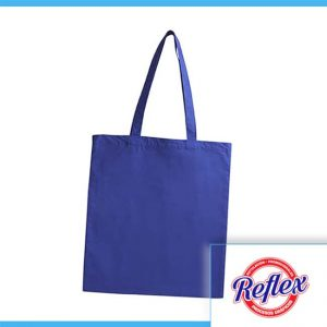BOLSA COTTON SLIM COLOR AZUL SIN 210 A Reflex Puebla - 1