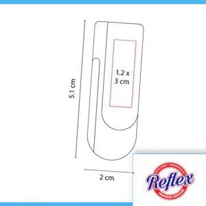 USB PIXEL 4 GB COLOR ROJO USB 017 R Reflex Puebla - 2