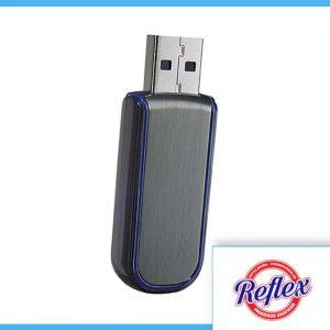 USB PIXEL 4 GB COLOR AZUL USB 017 A Reflex Puebla - 2
