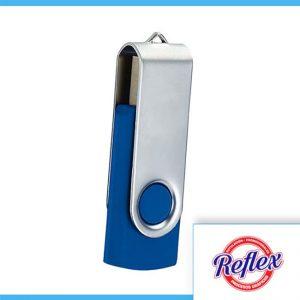 USB FLOPPY 8 GB COLOR AZUL USB 031 A Reflex Puebla - 1
