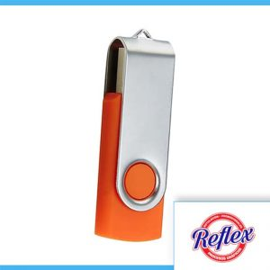 USB FLOPPY 8 GB COLOR NARANJA USB 031 O Reflex Puebla - 1