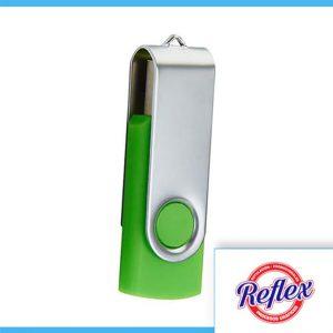 USB FLOPPY 8 GB COLOR VERDE USB 031 V Reflex Puebla - 1