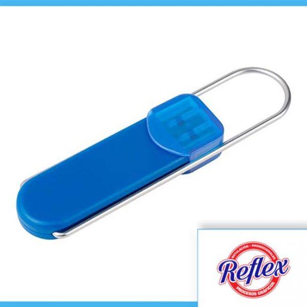 USB KASARI 16GB COLOR AZUL USB 091 A Reflex Puebla - 1
