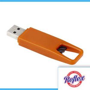 USB KINEL 16GB COLOR NARANJA USB 092 O Reflex Puebla - 1