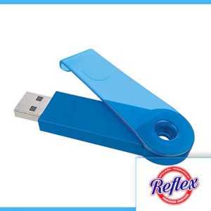 USB GAMKA 16GB COLOR AZUL USB 093 A Reflex Puebla - 1