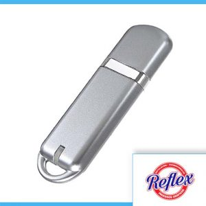 USB STORAGE 8 GB COLOR PLATA USB 120 S Reflex Puebla - 1