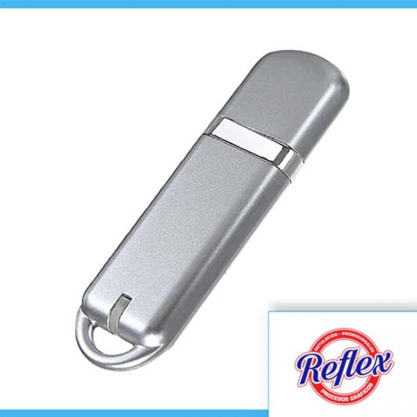 USB STORAGE 8 GB COLOR PLATA USB 120 S Reflex Puebla - 1